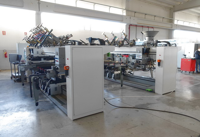 BIESSE Techno Logic CN + Techno Infor Logic CN