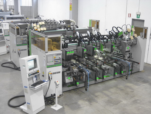 BIESSE (BIESSE Group) Techno FDT CN + Techno SDT CN