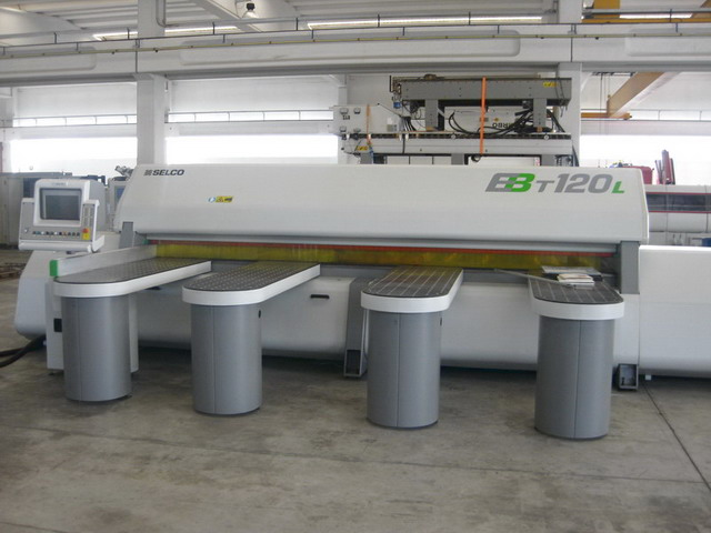 SELCO (BIESSE Group) EBT 120 L / 4400 x 2200