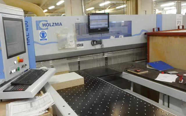 HOLZMA (HOMAG Group) HKL 400/43/22/L