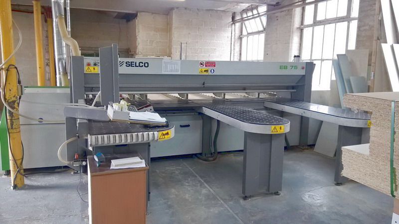 SELCO (BIESSE Group) EB 75