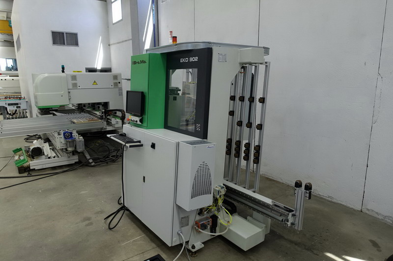Macchine Per Lavorare Il Legno : Eko 902 cnc bearbeitungszentrum brema biesse group sofit