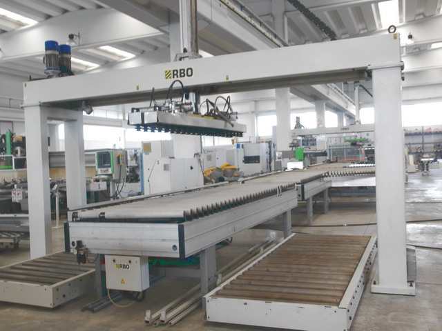 RBO (BIESSE Group) Selecta S/DF