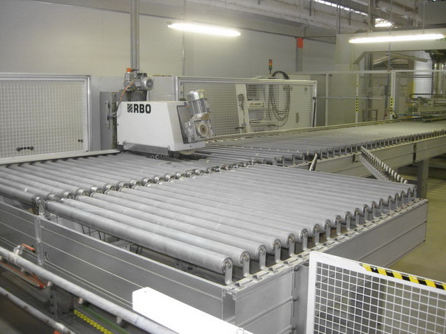 RBO (BIESSE Group) GPK 2