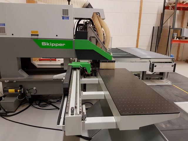 Macchine Per Lavorare Il Legno : Skipper 130 cnc bearbeitungszentrum biesse sofit macchine