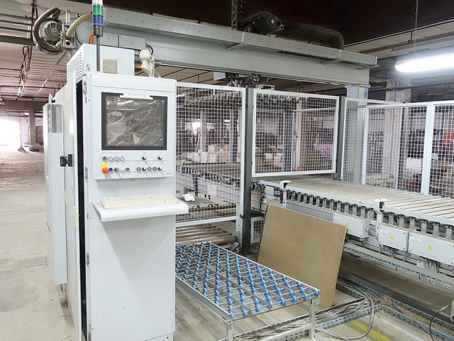 BARGSTEDT (HOMAG Group) TSP 410 / D / 25 / 12
