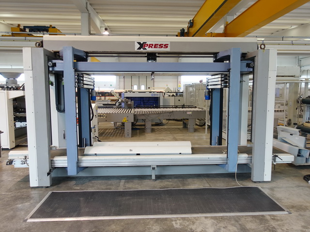 COMIL (BIESSE Group) X-PRESS